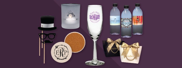 7 Promotional Products Perfect for Wedding Season